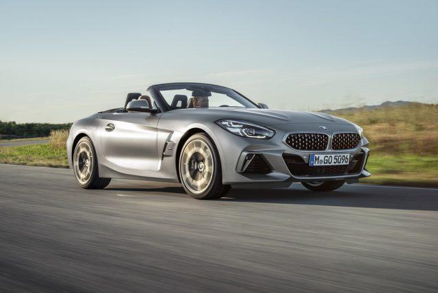 BMW Z4 Foto: Auto-Medienportal.Net/BMW