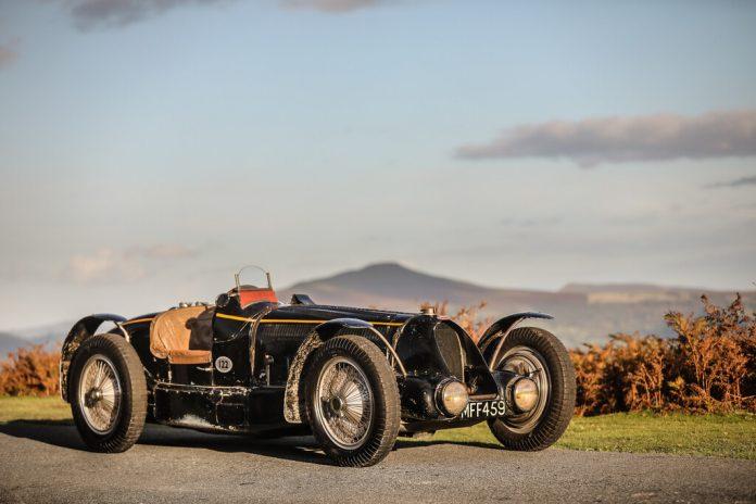 Bugatti Type 59 Sports