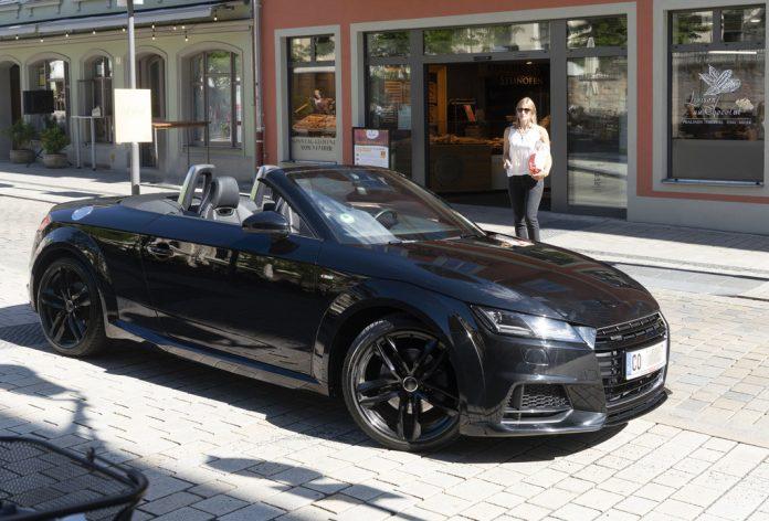 Cabrios offen oder geschlosen parken? Foto: Auto-Medienportal.Net/HUK-Coburg