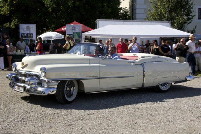 Cadillac Eldorado (1953). Foto: Auto-Medienportal.Net/Cadillac