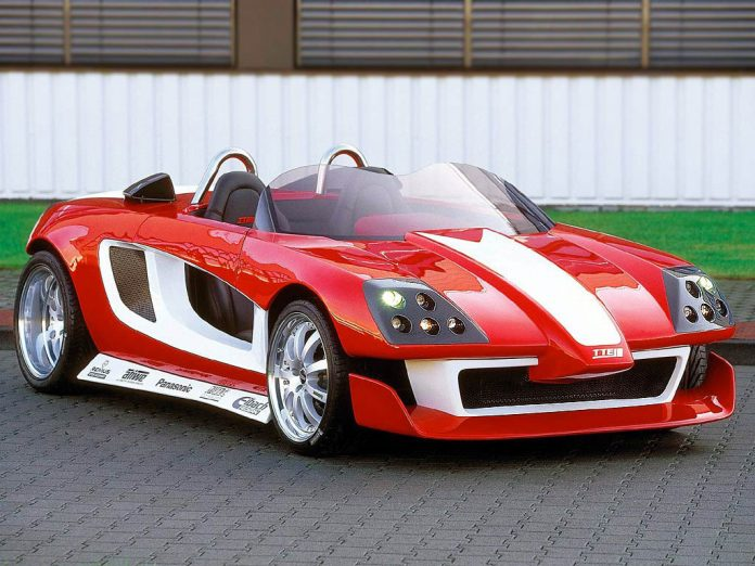 Concept Car MR2 Street Affair der Toyota Motorsport GmbH Foto: Auto-Medienportal.Net/Toyota