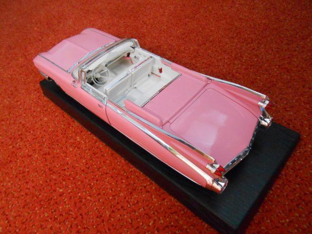 Pink Cadillac. Foto: Edi Kranabetter