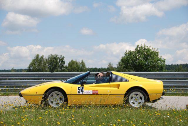Ferrari 308 Foto: Edi Kranabetter