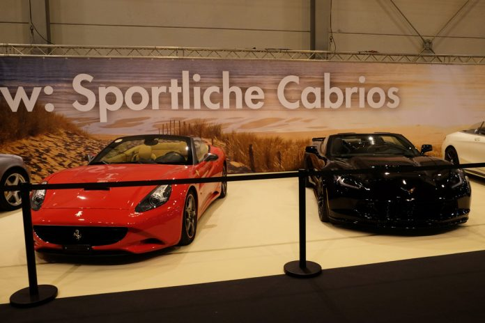 Essen Motor Show 2018. Foto: Auto-Medienportal.Net/Dennis Gauert