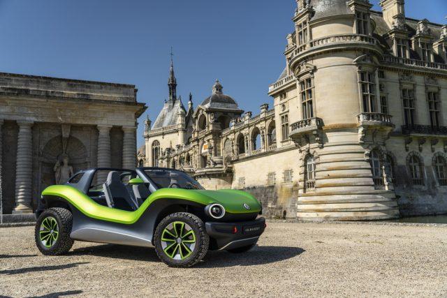 ID Buggy beim Chantilly Arts & Elegance Richard Mille 2019 Foto: Auto-Medienportal.Net/Volkswagen/Hollenbach