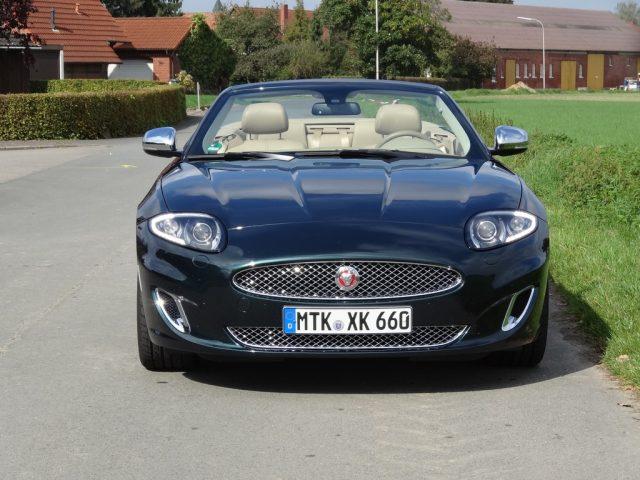 Jaguar XK66. Foto: Auto-Medienportal.Net
