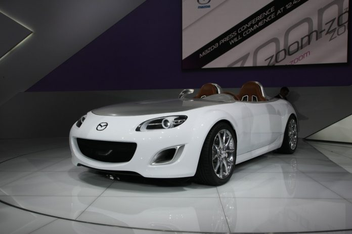 Mazda MX-5 Superlight Version Foto: Auto-Medienportal.Net/Thomas Bräunig