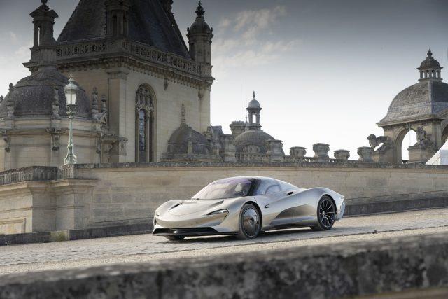 """Best of Show"" beim Chantilly Arts & Elegance Richard Mille 2019: McLaren Speedtail Foto: Auto-Medienportal.Net/McLaren"