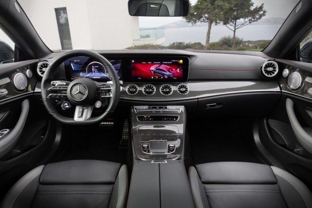 Mercedes-AMG E 53 4-Matic+ Foto: Auto-Medienportal.Net/Daimler