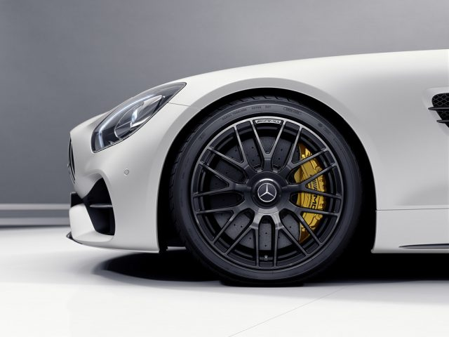 Mercedes-AMG GT C Roadster Edition 50 Foto: Auto-Medienportal.Net/Daimler