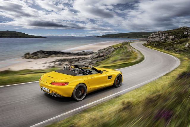Mercedes-AMG GT S Roadster Foto: Auto-Medienportal.Net/Daimler