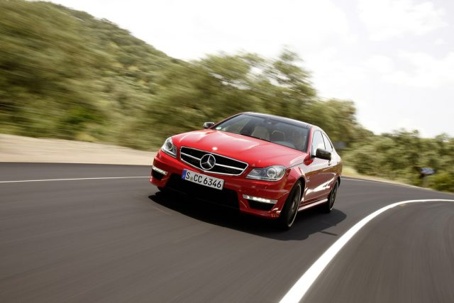 Mercedes-Benz C 63 AMG Coupé Black Series (2011). Foto: Auto-Medienportal.Net/Daimler