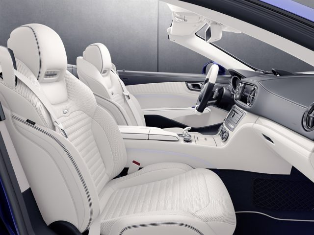 Mercedes-Benz SL Designo Edition Foto: Auto-Medienportal.Net/Daimler