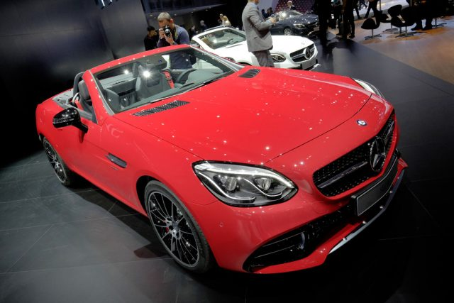 Mercedes Benz SLC Foto: Auto-Medienportal.Net / Manfred Zimmermann