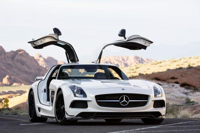 Mercedes-Benz SLS AMG Black Series (2013). Foto: Auto-Medienportal.Net/Daimler