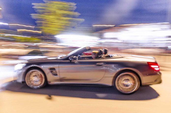 Mercedes-Benz SL63 AMG Foto ©Mario-Kranabetter