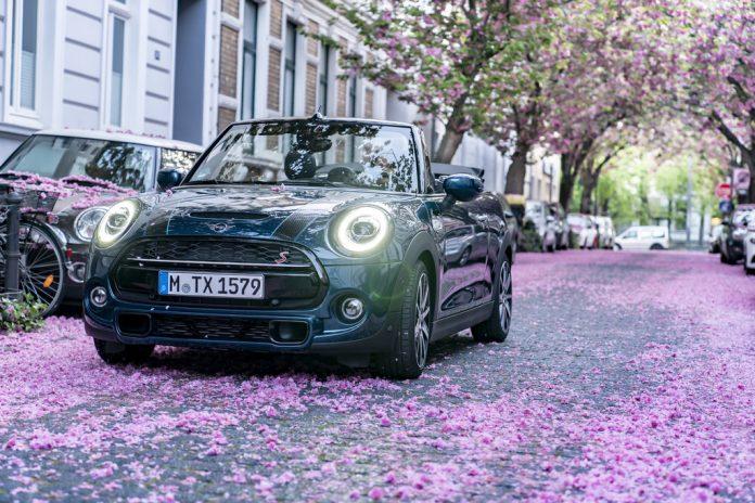Mini Cabrio Sidewalk Foto: Auto-Medienportal.Net/BMW