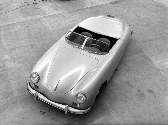 Porsche 356 Speedster (1954). Foto: Auto-Medienportal.Net/Porsche