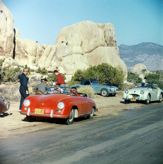 Porsche 356 Speedster (1955). Foto: Auto-Medienportal.Net/Porsche