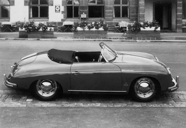 Porsche 365 Speedster (1955). Foto: Auto-Medienportal.Net/Porsche