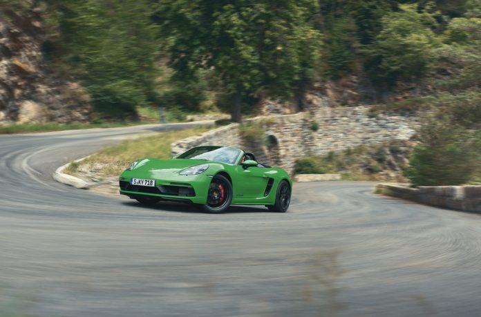 Porsche 718 Cayman GTS 4.0 Foto: Auto-Medienportal.Net/Porsche