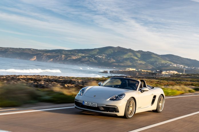 Porsche 718 GTS 4.0 Foto: Auto-Medienportal.Net/Porsche
