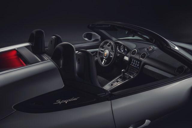 Porsche 718 Spyder Foto: Auto-Medienportal.Net/Porsche