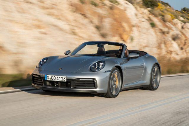 Porsche 911 Carrera S Cabriolet Foto: Auto-Medienportal.Net/Porsche