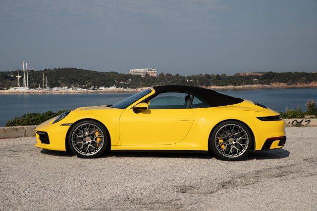 Porsche 911 S Cabriolet Foto: Auto-Medienportal.Net/Porsche