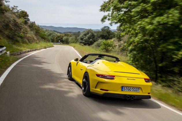 Porsche 911 Speedster. Foto: Auto-Medienportal.Net/Porsche