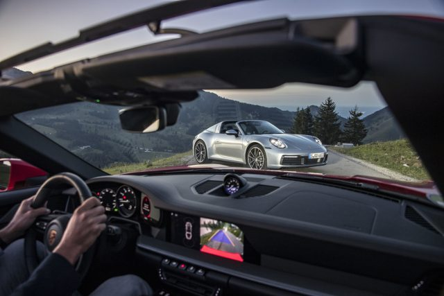 Porsche 911 Targa Foto: Auto-Medienportal.Net/Porsche