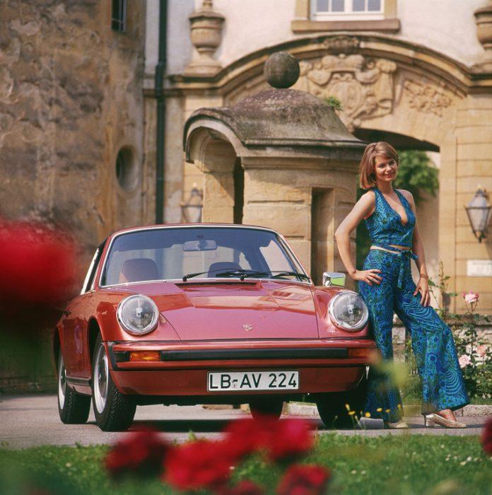 Porsche 911 2,7 Targa (1974) Foto: Auto-Medienportal.Net/Porsche