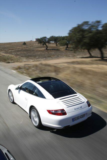 Porsche 911 Targa 3,6 (2002). Foto: Auto-Medienportal.Net/Porsche