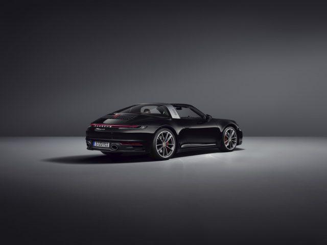 Porsche 911 Targa. Foto: Auto-Medienportal.Net/Porsche