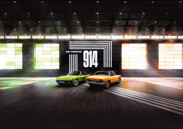 Porsche 914. Foto: Auto-Medienportal.Net/Porsche