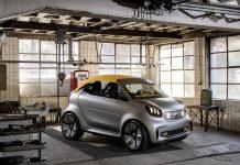 Smart Forease+. Foto: Auto-Medienportal.Net/Daimler
