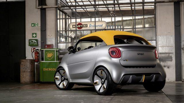 Smart Forease+ Foto: Auto-Medienportal.Net/Daimler