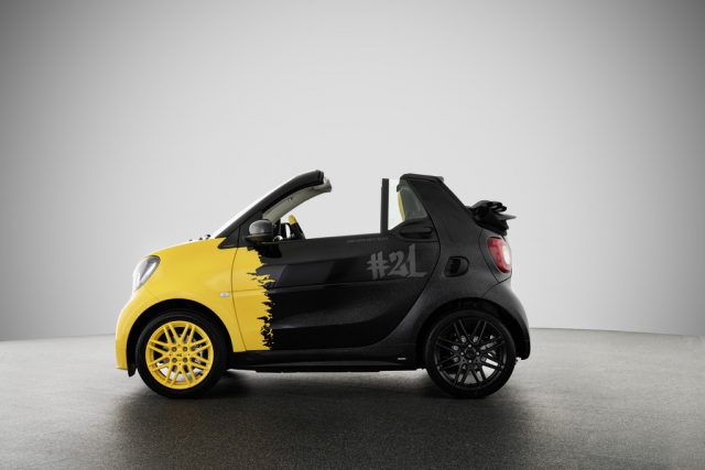 Smart Fortwo Final Collector's Edition. Foto: Auto-Medienportal.Net/Daimler