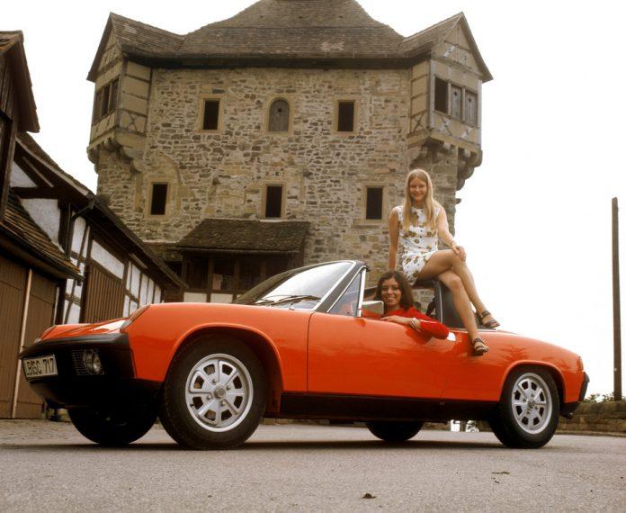 VW-Porsche 914/4 (1973) Foto: Auto-Medienportal.Net/Porsche