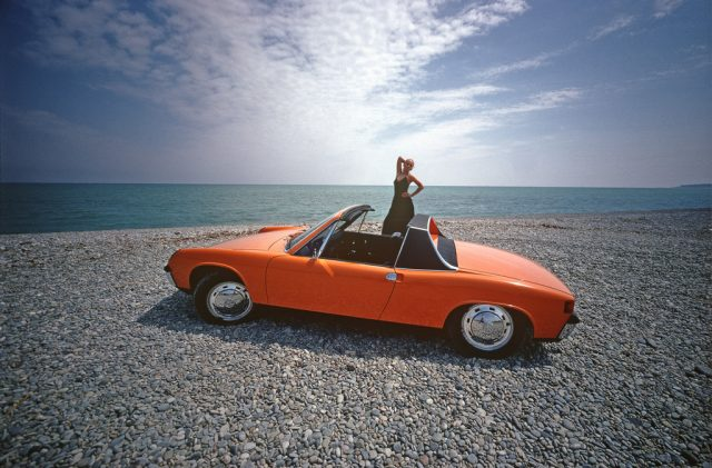 VW-Porsche 914/4 (1972) Foto: Auto-Medienportal.Net/Porsche