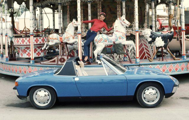 VW-Porsche 914/4 (1971/72) Foto: Auto-Medienportal.Net/Porsche