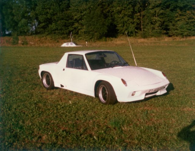Porsche 916 (1972) Foto: Auto-Medienportal.Net/Porsche