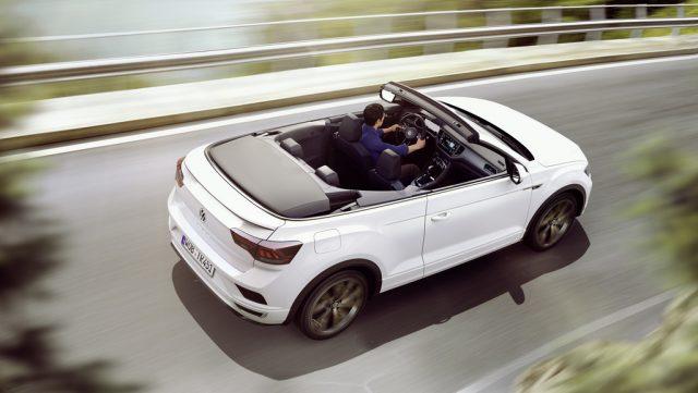 VW T-Roc Cabriolet Foto: Auto-Medienportal.Net/Volkswagen