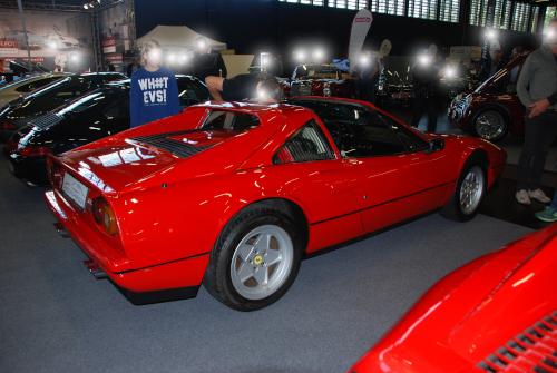 classicexpo2019salzburg Ferrari Foto: Edi Kranabetter