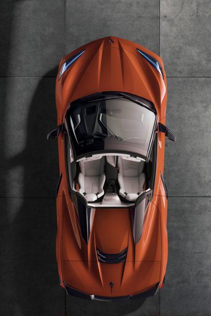 Chevrolet Corvette Stingray Convertible. Foto: Auto-Medienportal.Net/Chevrolet