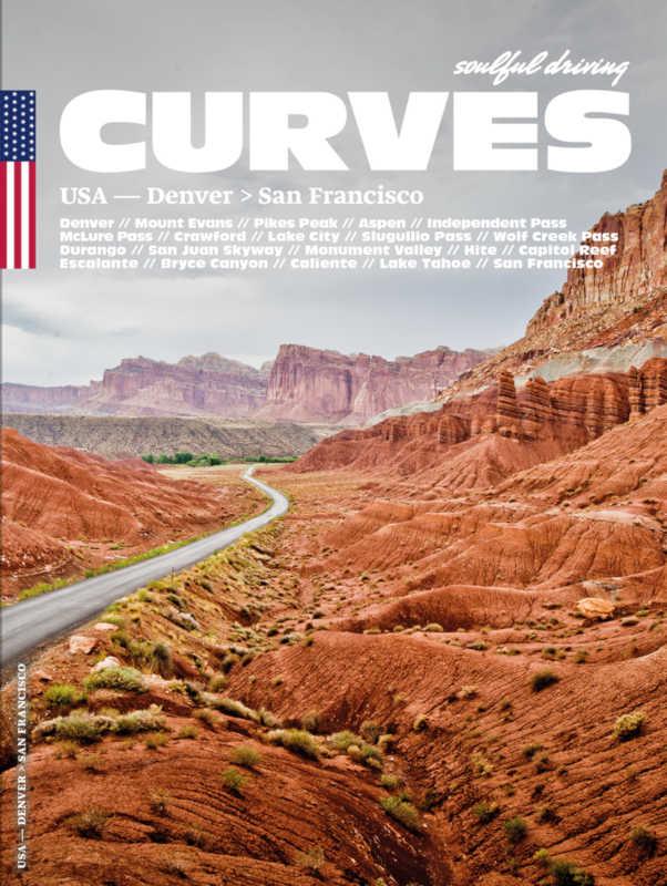 CURVES 11 USA Denver – San Francisco Foto: Verlag: Delius Klasing