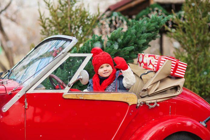 Frohe Weihnachten vom Roadster Magazin