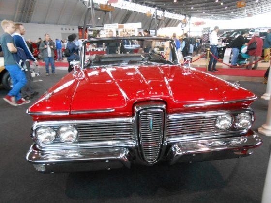 stuttgart retro classics 2019 ami cabrio 4050 foto: edi kranabetter