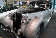 stuttgart retro classics 2019 Cabrios Foto: edi kranabetter